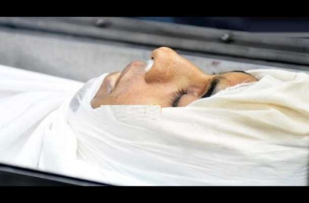 Know why cotton is put in the nose and ears after death