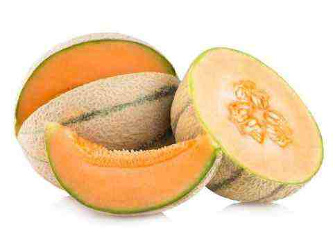 These benefits come from eating cantaloupe