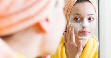 How to make flour face packs Know skin glowing and fresh