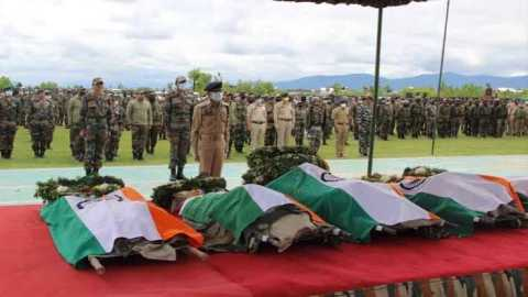 Shahid will not forget the soldiers in Handwara, Prime Minister Modi said - Pakistan has made a big mistake