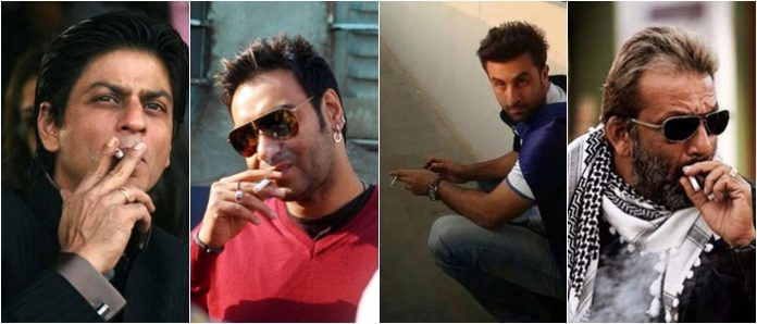 These stars smoke indiscriminately, know about them