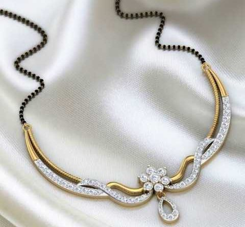 Presenting the trendy mangalsutra of best designs