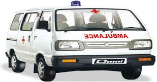 Know the reason why AMBULANCE is written upside down in ambulance vehicles