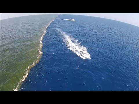 If these two seas meet, then why not get their water together, know the secret behind it