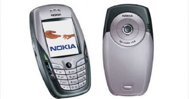Once upon a time, these phones were dominated, seeing the design, the smile used to come on your face.