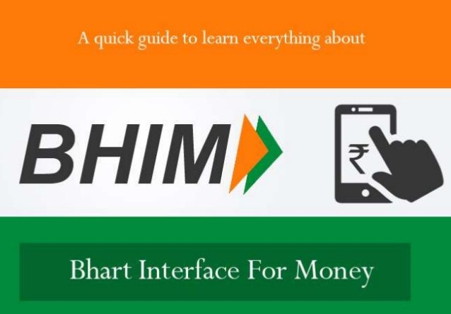 Know full information about how to send money from BHIM App to your Aadhaar account