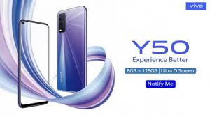 Vivo Y50 launched its 8GB RAM smartphone will be on June 10, know its price