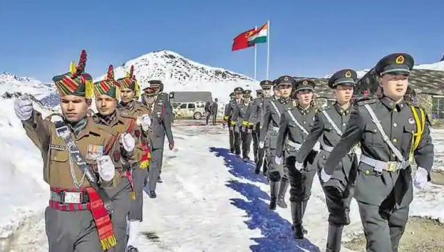 Chinese Army returns in two-April position of India at Commander level meeting
