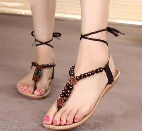 Girls should try this latest footwear to relax their feet during summer