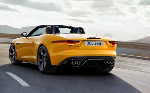 Jaguar 2020 F-Type facelift launched in India, prices start from L 95.12 lakh