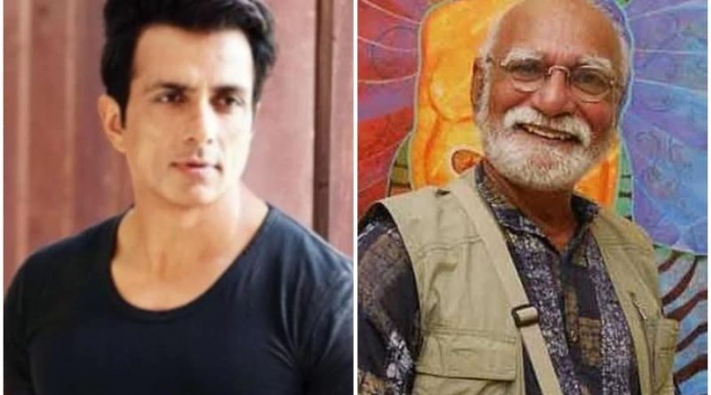 Actor Surendra Rajan said - all the money spent, Sonu Sood came forward for help