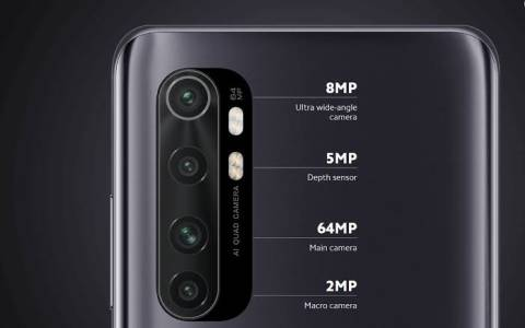 This is the world's first cheapest phone with 5260 mAh battery and 64 megapixels