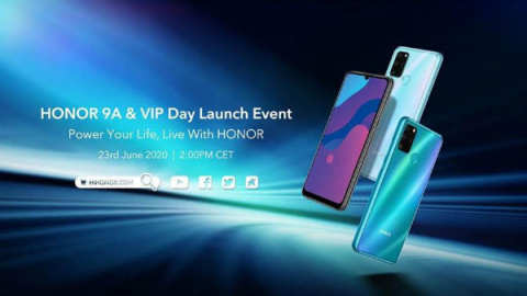Honor 9A with 5000 mAh battery will be launched globally on June 23