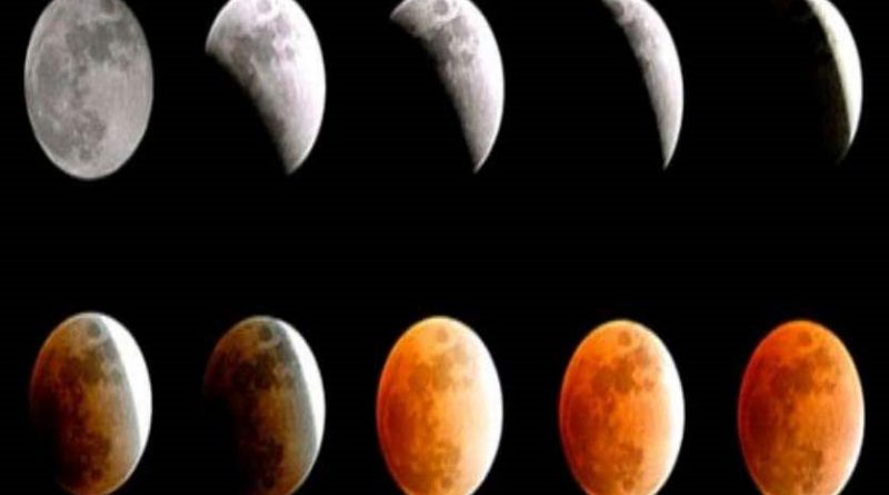 Today, the second lunar eclipse will take 3 hours in India