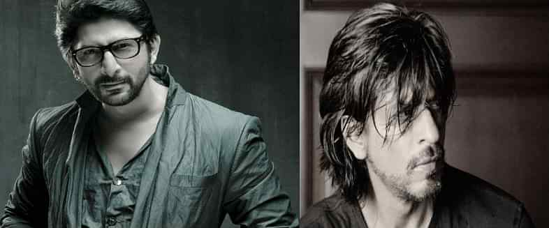 Arshad Warsi on this picture of Shahrukh Khan, asked him to become 'gay', know why