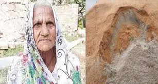 80 year old woman eating sand for 65 years is still alive, know how