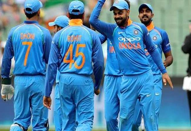 Indian team can play 3 match T20 series against South Africa in August