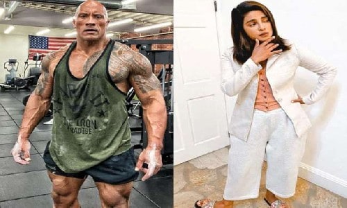 Did you know that Dwayne Johnson earns 7 crores from a post, know Priyanka Chopra's earnings