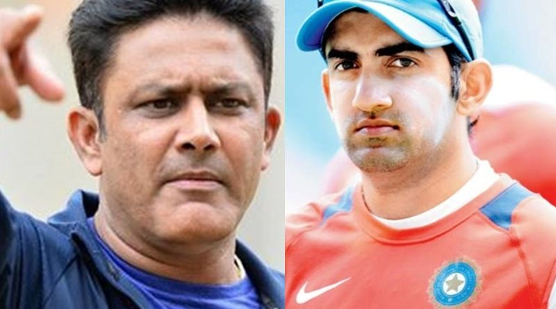 Gautam Gambhir can also give his life for Anil Kumble