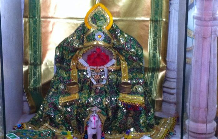 This is the world's first Hindu temple where Muslim Goddess is worshiped
