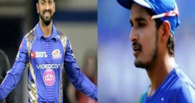 IPL 2021: कभी दी थी जिसे गाली और कैरियर खत्म करने की धमकी आज मैदान में खेलेंगे कुणाल पांडे और दीपक हुड्डा